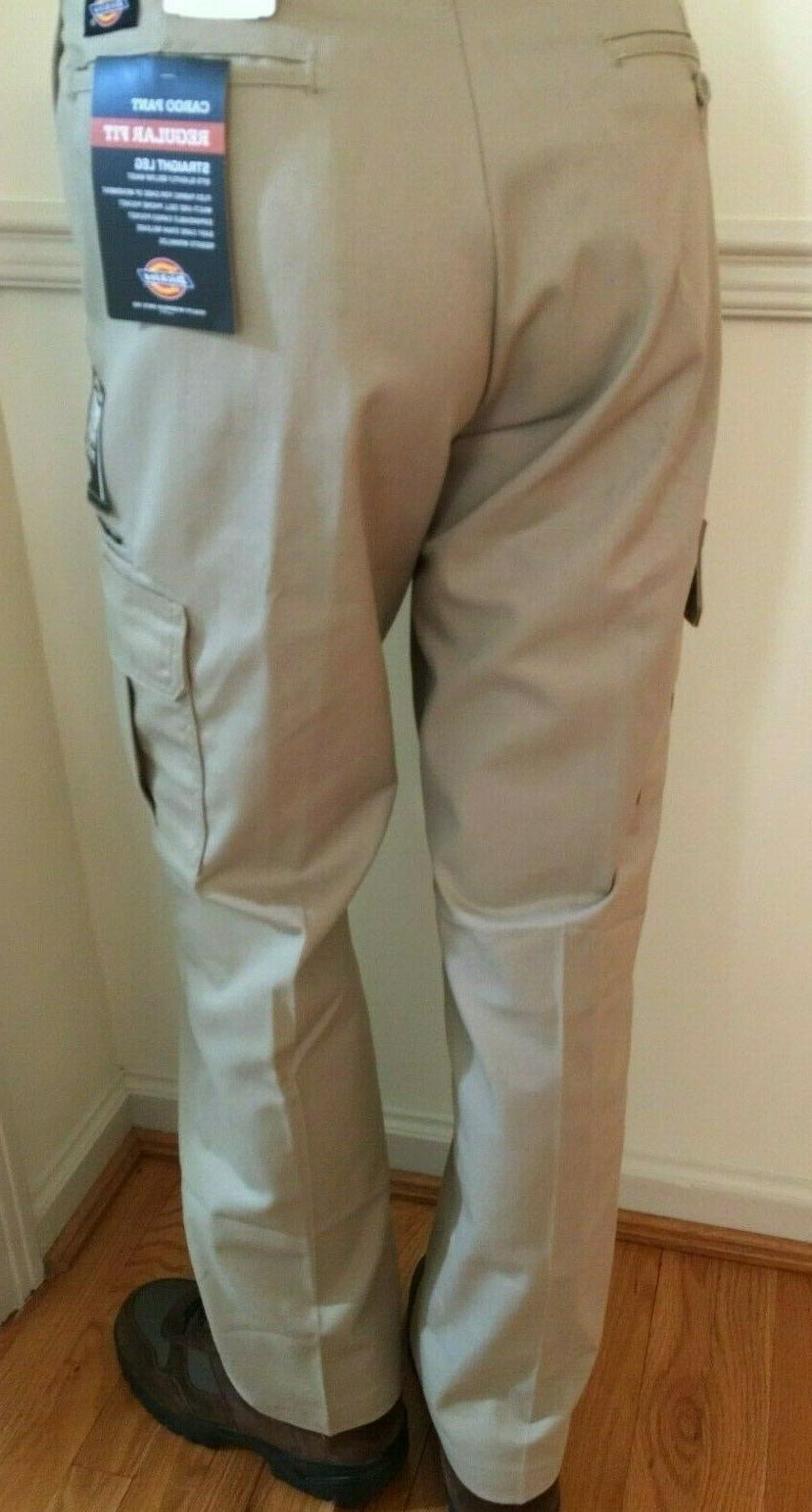 NWT MEN'S Flex DP Fit Work Pants Slacks