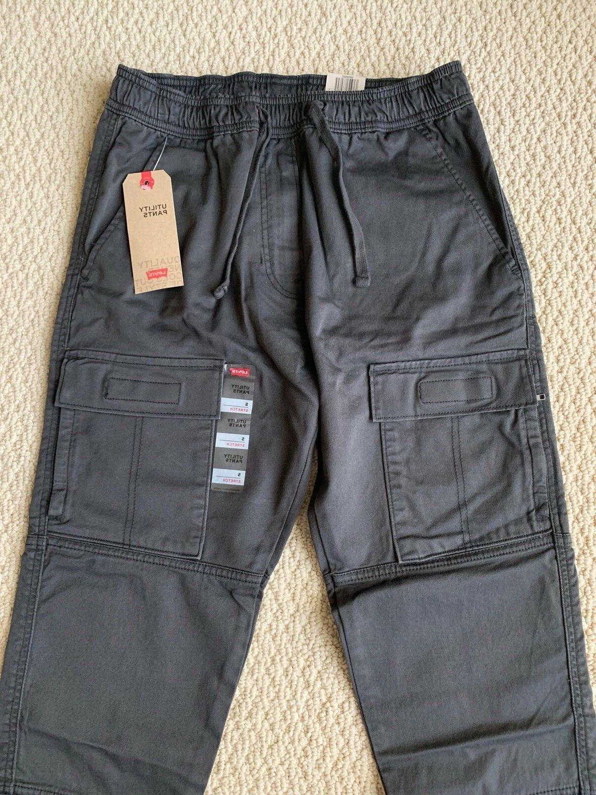 NWT Men's Levi's Utility Jogger SIZES