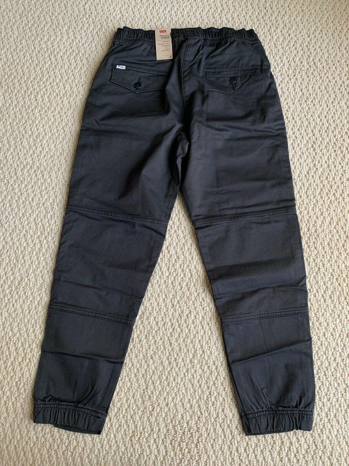 NWT Levi's Utility Cargo Pocket Jogger Pants SIZES