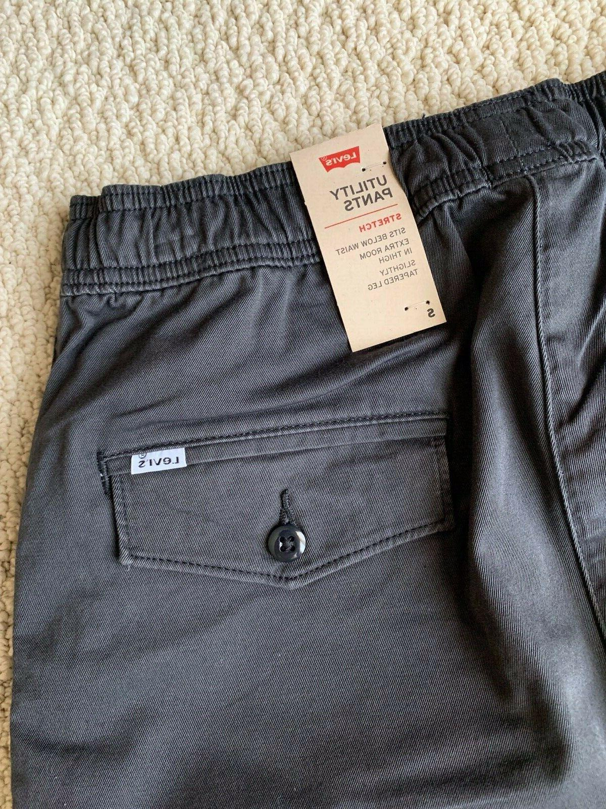 NWT Men's Utility Pocket Jogger Pants