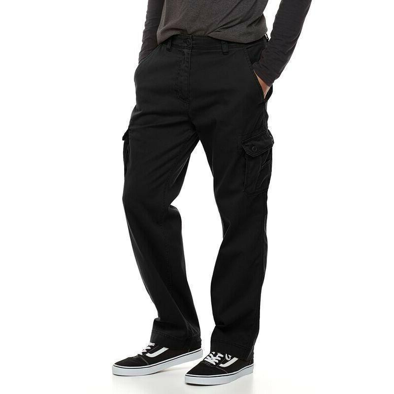 Men's Urban Pipeline MaxFlex Relaxed Stretch Twill Cargo Pan