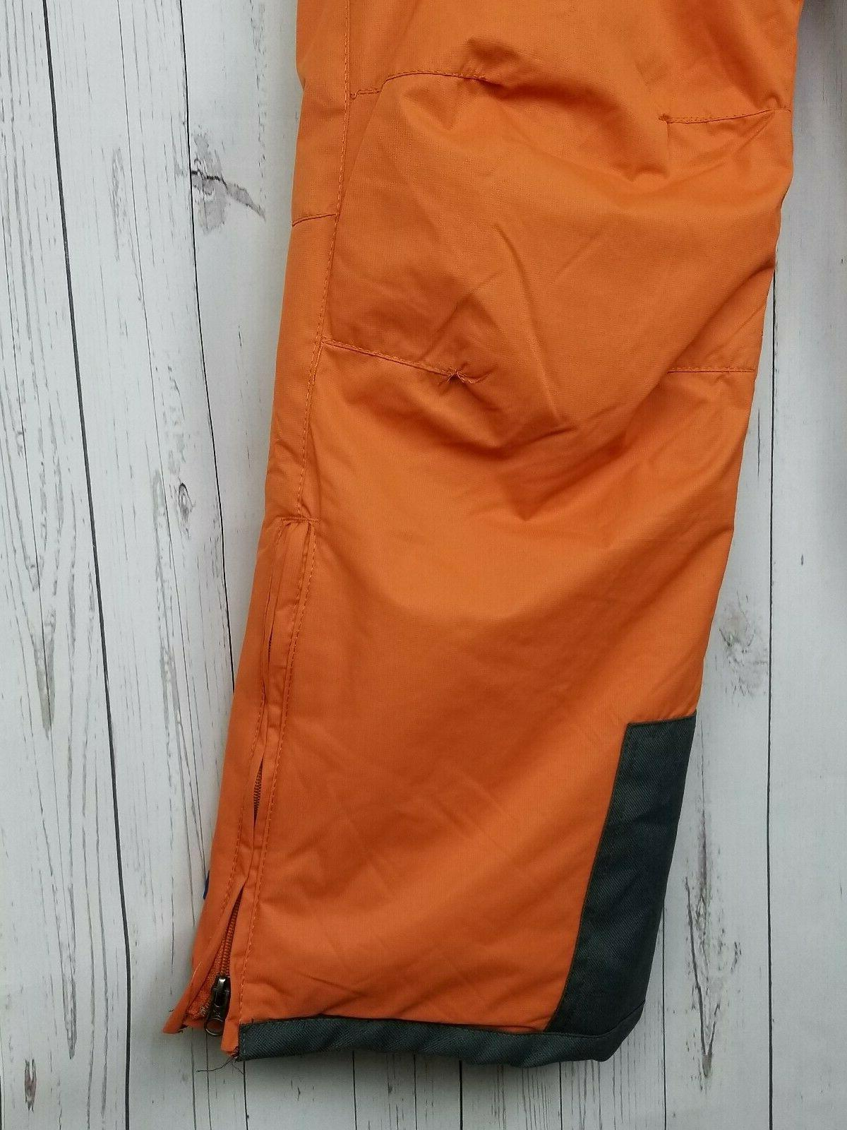 NWT Arctix Cargo Pants Mens Orange Burnt