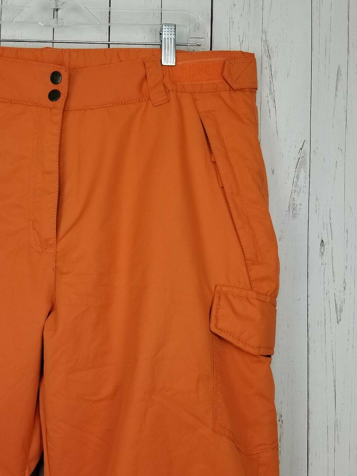 NWT Cargo Pants Orange