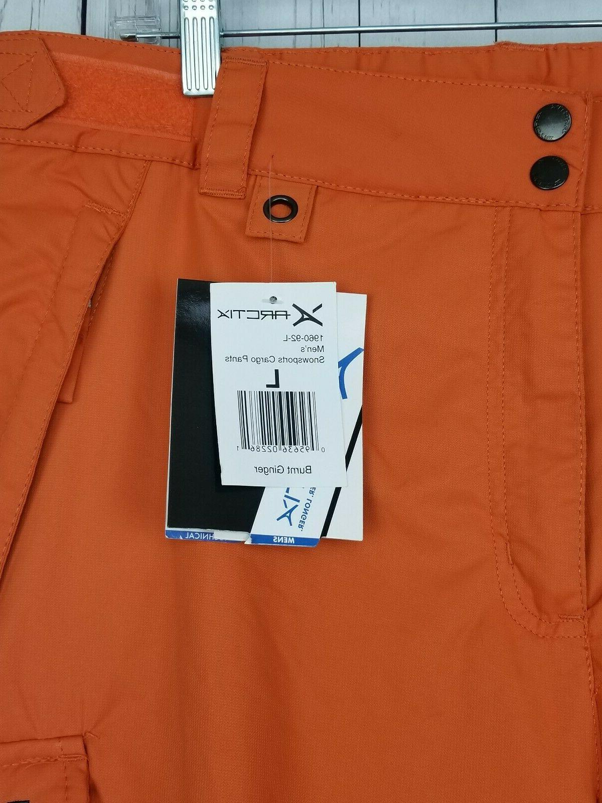 NWT Arctix Cargo Orange Burnt Ginger