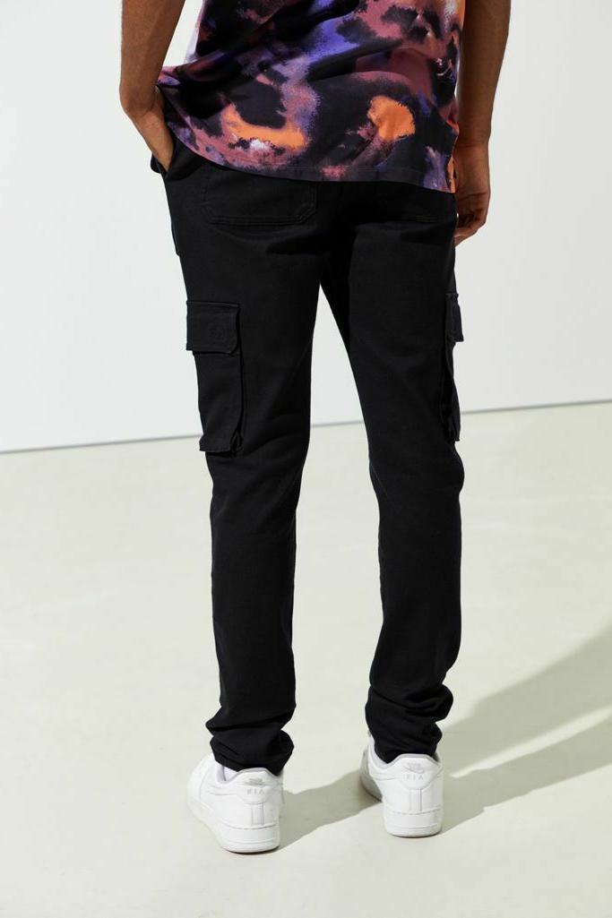 NWT Urban Cloth Jayden Skinny Cargo M