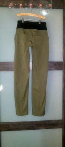 NWT Pant Size On Mid-Rise