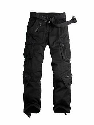 ochenta men s cotton military cargo pants