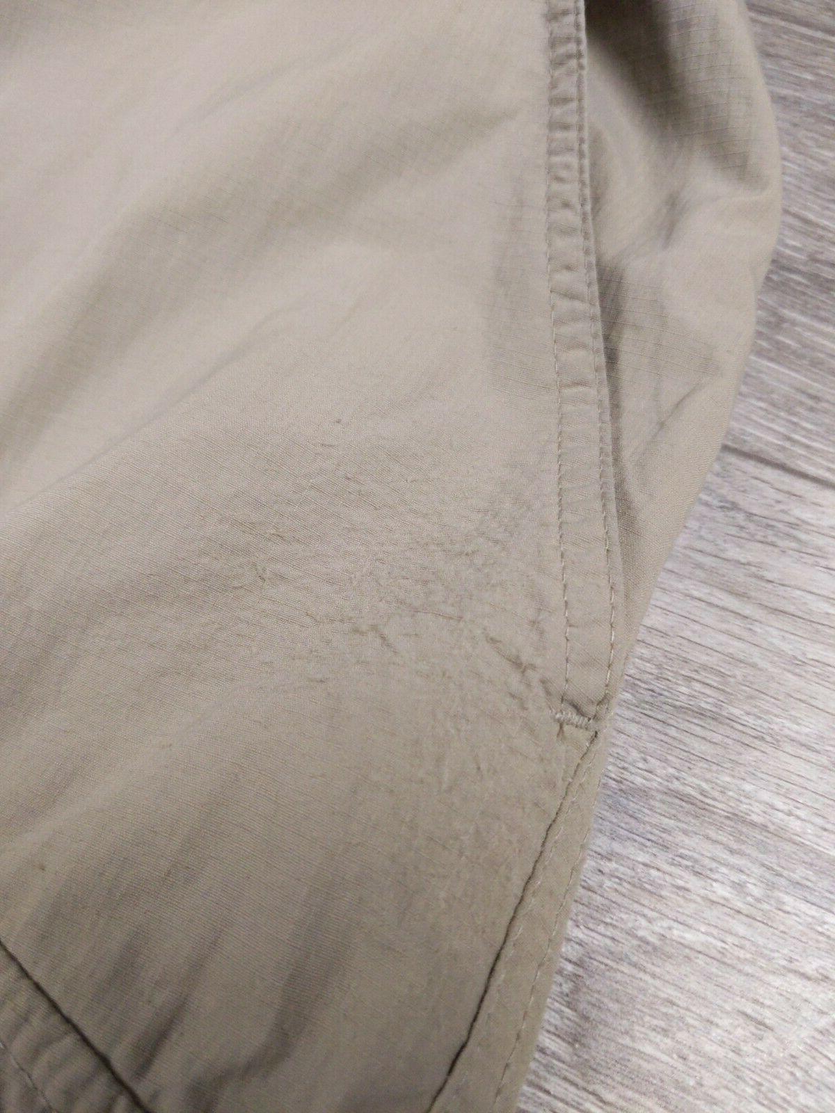 Columbia Cargo Pants 40 x 34 Tan