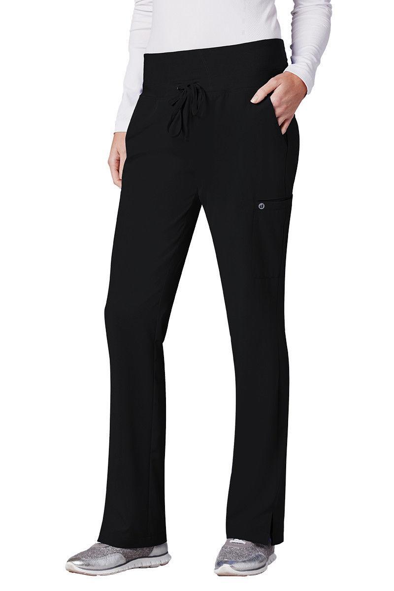 Barco One 5206 5-Pocket Midrise Cargo Pant Black
