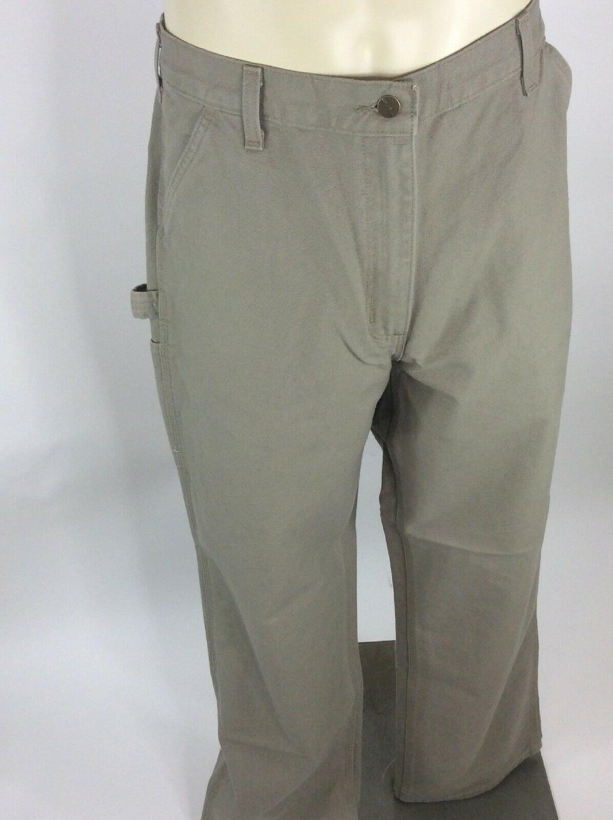 Carhartt Original Fit Washed Duck Work Pants 14806 Mens Cargo