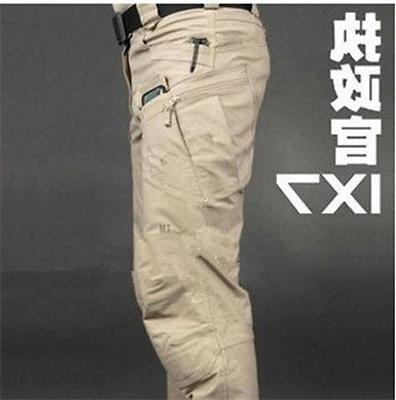 Outdoor Mens Urban Tactical Cargo Pants