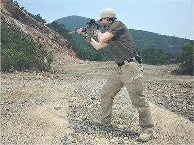 Outdoor Tactical Combat Trousers Casual Cargo Pants Hiking
