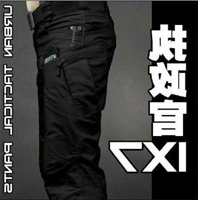 Outdoor Mens Military Urban Tactical Casual Cargo Pants