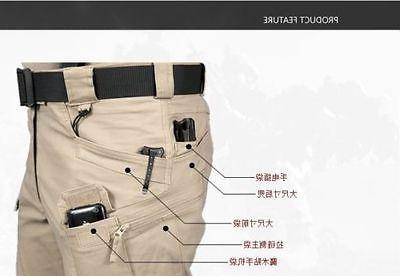 Tactical Combat Cargo Pants Hiking