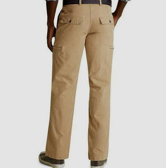 Dockers Crossover Pants Fit Khaki Zip NWT