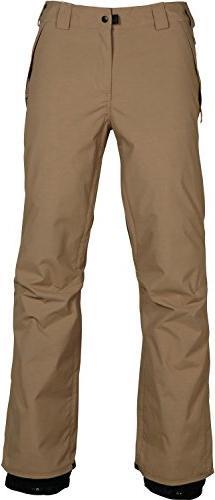 686 Men's Standard Pants, Khaki, X-Large