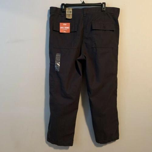 Dockers Pants Pacific Comfort Gray 38x30
