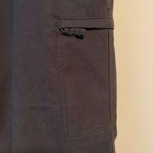 Dockers Pants Pacific Collection Comfort Classic Fit Gray