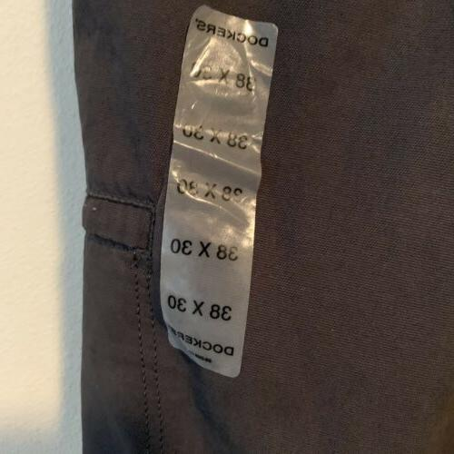 Dockers Collection Comfort Fit Gray