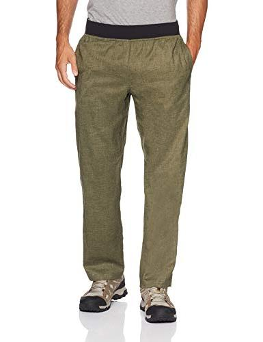 "prAna Men's Vaha 30"" Inseam Pants, Large, Cargo Green"