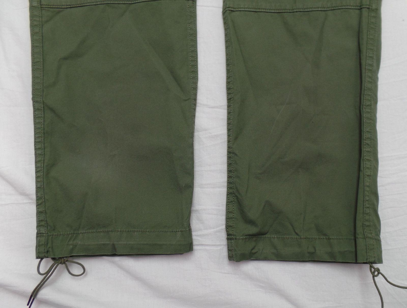 Ralph Lauren Supply Men Military Vintage US Cargo Pants