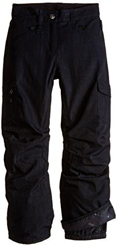 Boulder Gear Girls Ravish Pant, Black, Large