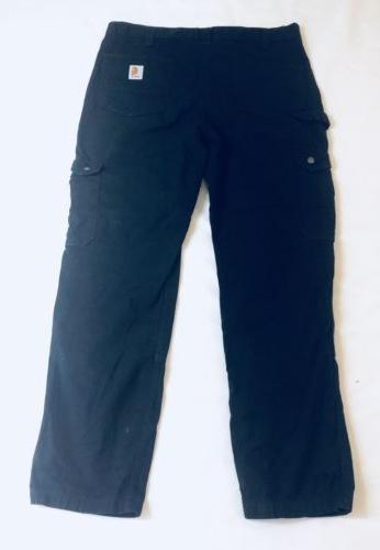 Carhartt relaxed fit work pants 38x32 size tag
