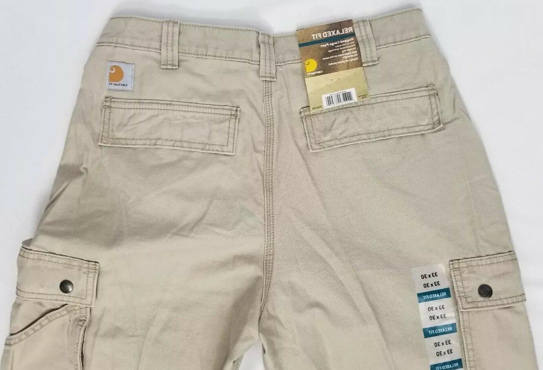 Carhartt Fit Cargo Work Pants. Men's 30