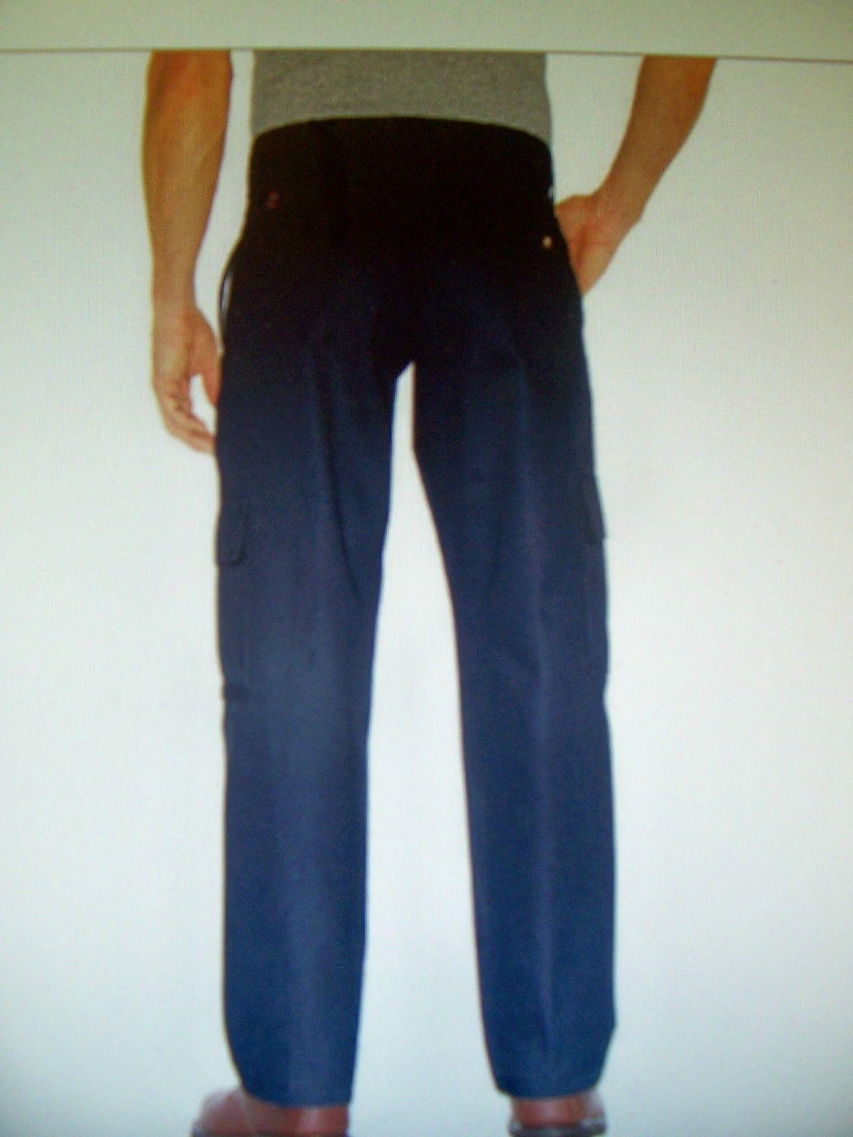 Dickies Leg Cargo Pockets Pants 44x30