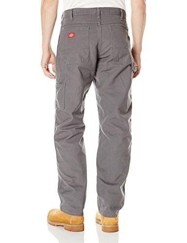 Dickies Men's Straight-Leg Carpenter Slate,