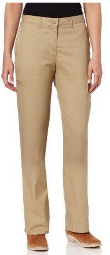Dickies Women's Premium Relaxed Straight Cargo Pants,Khaki,1