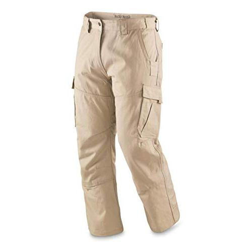 ripstop cargo work pants