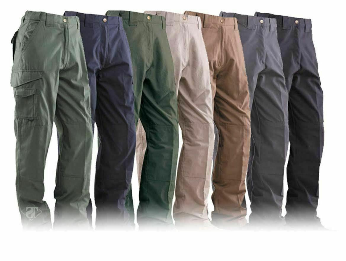 Tru-Spec 24-7 Series Tactical Rip-Stop Pants Police & Fire,