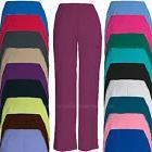 Dickies Scrubs Pants Women EDS Elastic Waist Cargo Pocket Pa