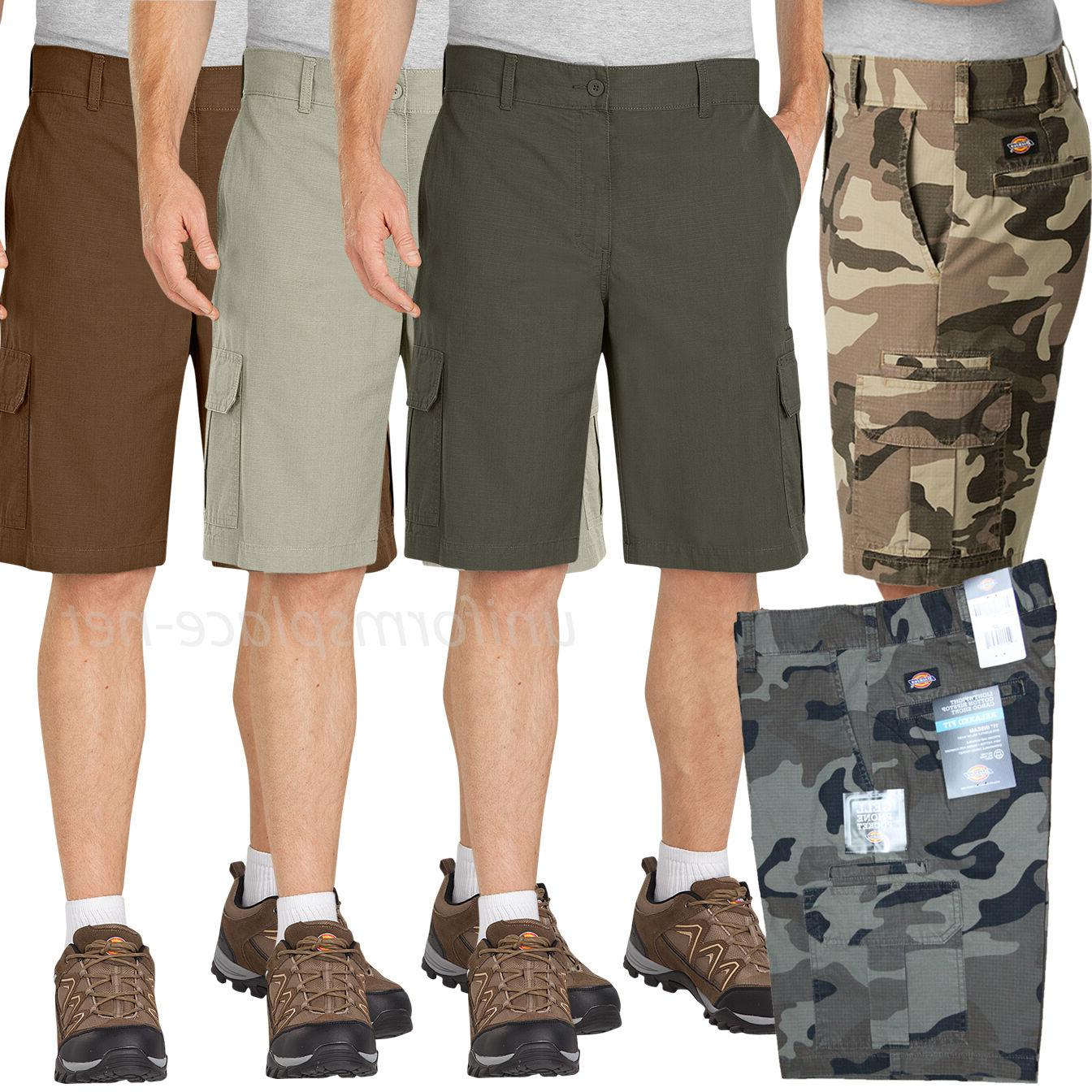 shorts men 11 relaxed fit ripstop cargo