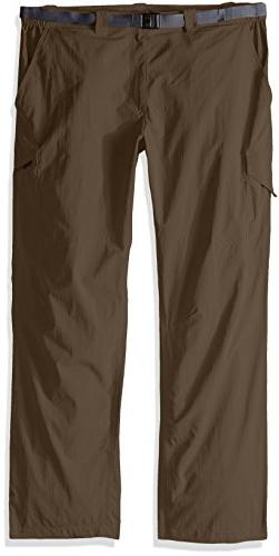 "Columbia Silver Ridge Big & Tall Cargo Pant, Major, 48"" x 32"