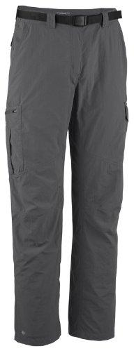 Columbia Men's Silver Ridge Cargo Pants, Grill, 34 x 34