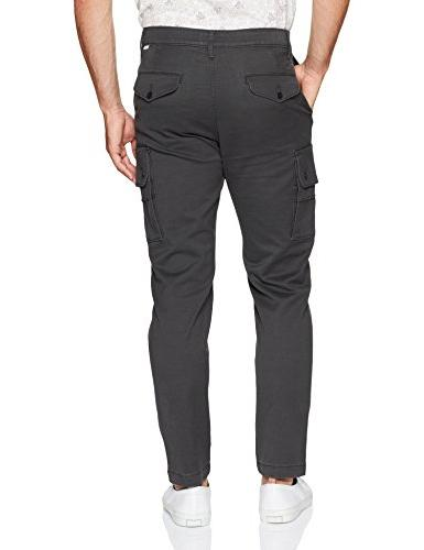 Levi's Men's Taper Cargo Pant, wash Stretch Twill 30L