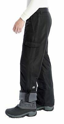 Arctix Snowboard Pants Black Medium