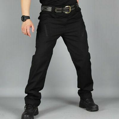 Soldier Tactical Pants Mens Cargo Combat Hiking