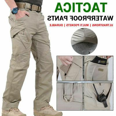 Soldier Mens Cargo Casual Combat Hiking Outdoor