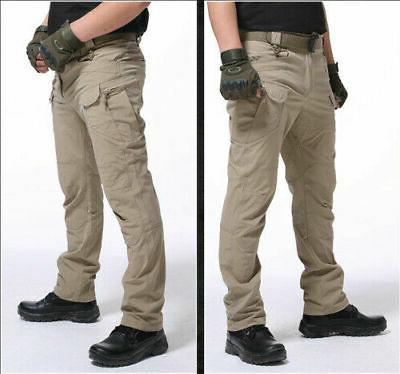 Soldier Tactical Men Cargo Hiking Outdoor