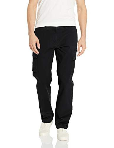straight fit cargo pant