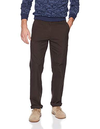 straight fit utility cargo pant