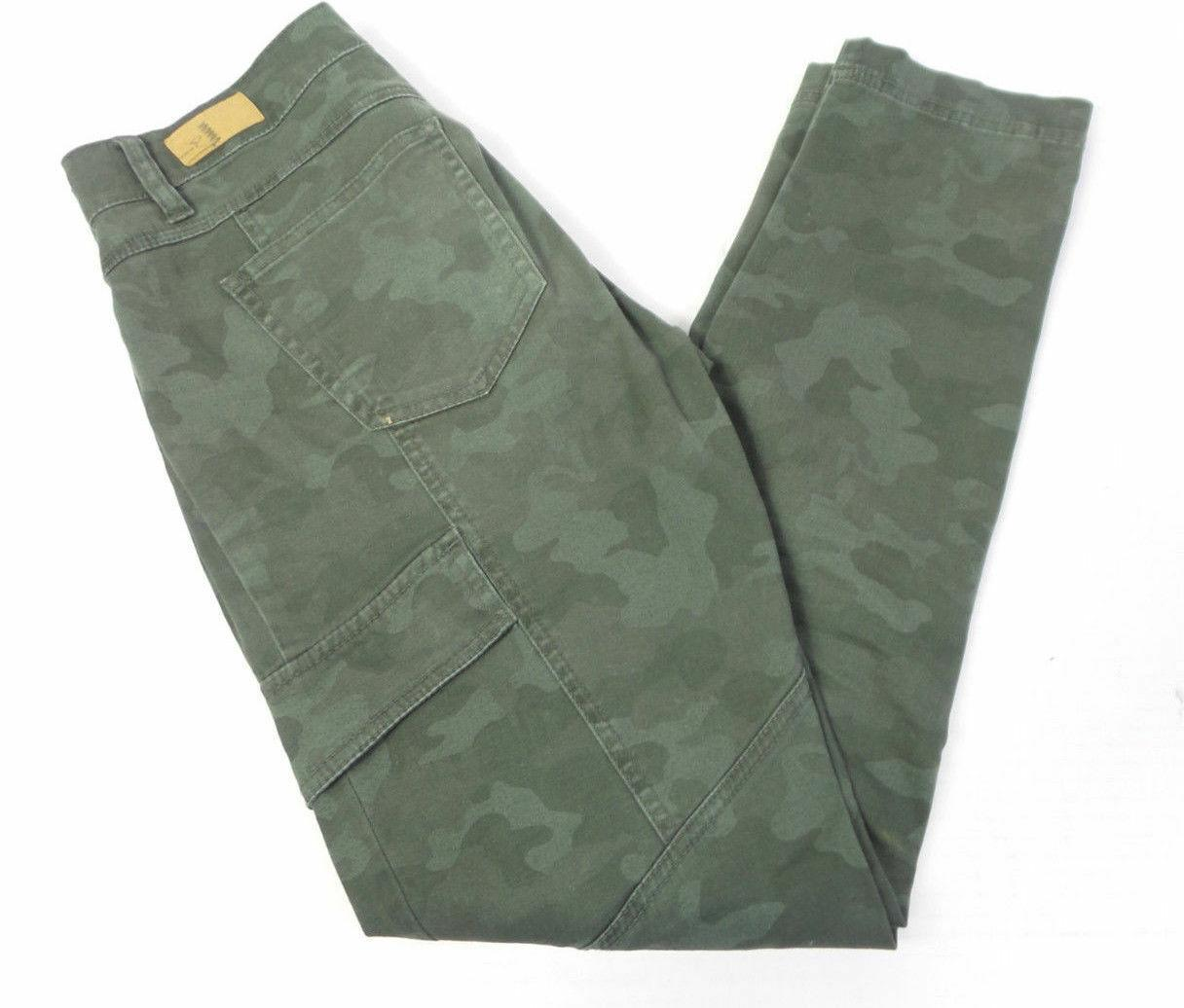 Supplies by Unionbay Skinny Cargo Pants VARIETY Size and D32