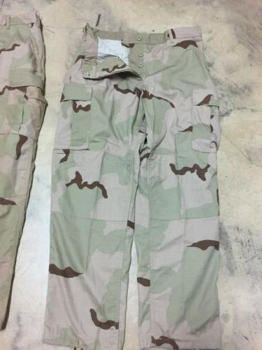 Tactical Cargo Camouflage Military Issue Pair