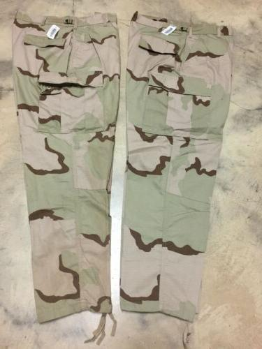 Tactical BDU Pants Issue 2 Pair
