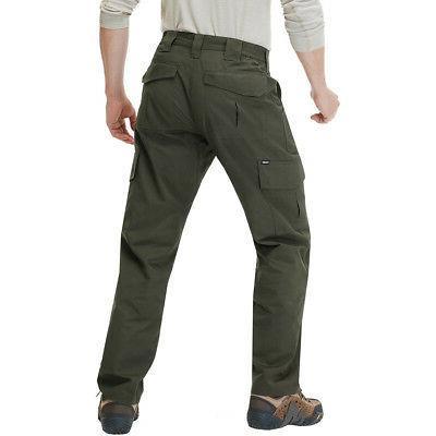 CQR Lightweight Ripstop EDC Pants Green