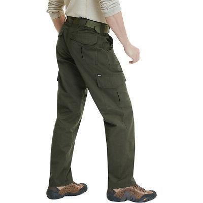 CQR TLP-104 Lightweight EDC Pants - Green
