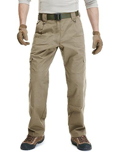 CQR Men's Pants Lightweight Assault Cargo